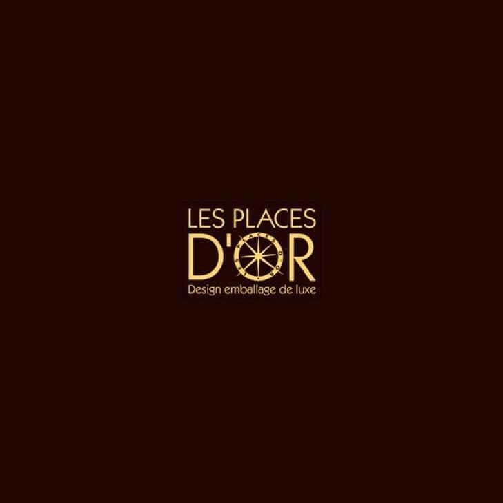 Les Places d'Or, Design Emballage de luxe