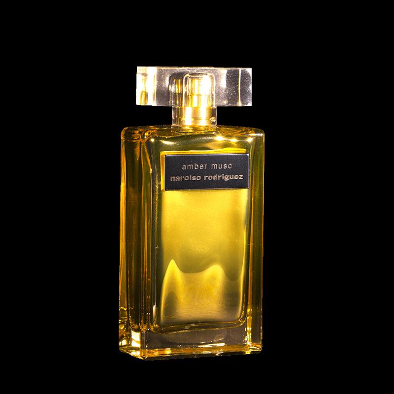 Oriental Musc de Narciso Rodriguez, plaque parfum